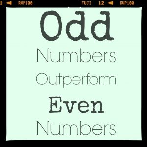 Odd Numbers Outperform Even Numbers: 5 Tips for Writing Effective Headlines
