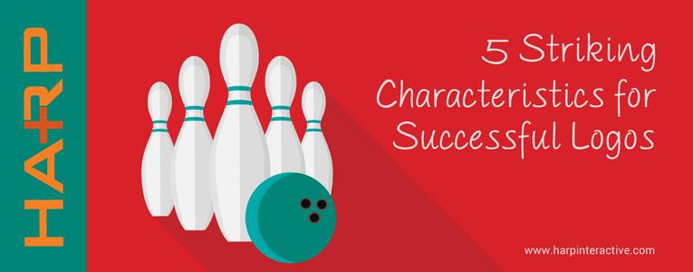 5 Striking Characteristics for Successful Logos