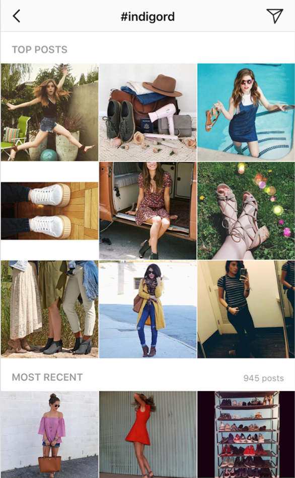 Branded hashtag Instagram Marketing Tips