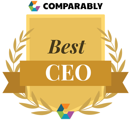 Lisa Harp has been recognized by comparably as one of the best CEOs in the United States